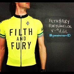Panache TEAMiD Filth and Fury jersey