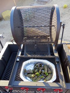 HOLY Santa Maria!! Modified Grill.... - The BBQ BRETHREN FORUMS.