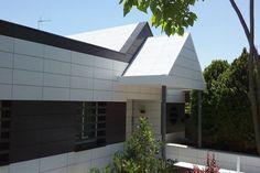 rehabilitación fachada chalet