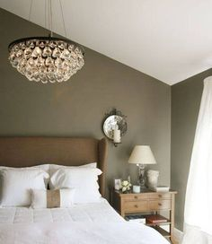 Lighting Fixtures , Good Master Bedroom Light Fixtures : Master Bedroom  Light Fixtures With Round Crystal