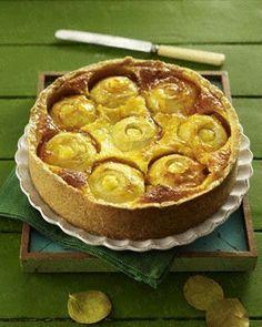 Vanille-Apfel-Kuchen