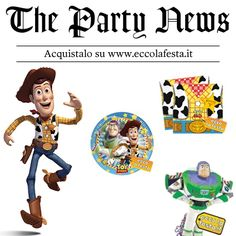 Festa Toy Story Star http://www.eccolafesta.it