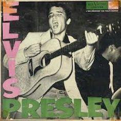 Elvis' debut album.