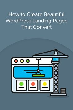 A WordPress landing page is designed to capture attention. Creating an amazing WordPress landing page doesn't have to be an overwhelming process. Read the article and learn how you can create a beautiful WordPress landing page. Landing Pages That Convert, Wordpress Landing Page, Web Design, First Page, Sliders, Learning, Create, Amazing, Blog