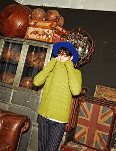 Kang In - Ceci Magazine February Issue '15