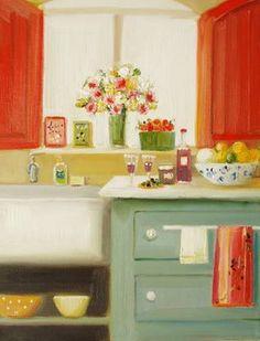 Beautiful Mary Crowley Home Interiors