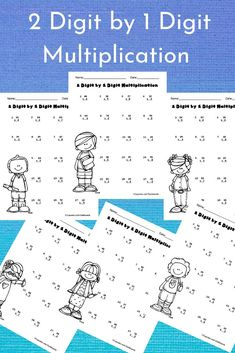 These worksheets would be great for homework, early finishers, math centers, morning work, review, remediation, and test prep. #3rdgrade #thirdgrade #4thgrade #fourthgrade #5thgrade #fifthgrade #math #assessment #centers
