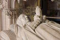Tomb of Katherine of Parr, Sudeley Castle.