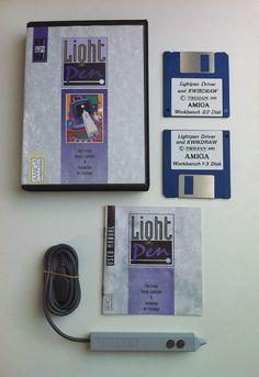Amiga - Trojan Light Pen