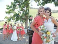 One of the cutest and simplest weddings. So so wonderful.