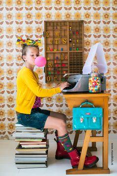 Back to school DIY download www.moodkids.nl #b2s