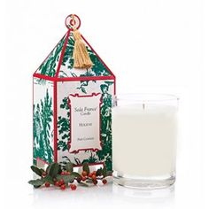 Seda France Holiday Classic Toile Pagoda Box Candle - http://candles.pinterestbuys.com/seda-france/seda-france-holiday-classic-toile-pagoda-box-candle/