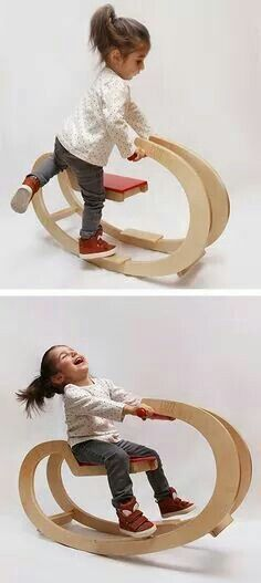 Great wooden toy to create for the kiddo in your life.