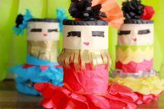 Gorgeous DIY Cinco de Mayo Pinatas