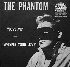 The Phantom was a rockabilly group formed by Jerry Lott in the late Recorded in 1958 at Gulf Coast Studio, Mobile, Alabama, and released on Dot Records. Vinyl Cd, Vinyl Records, Music Quotes, Music Songs, Rockabilly Artists, Mundo Musical, Pat Boone, Teenage Werewolf, Worst Album Covers