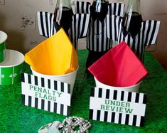 Football Birthday Party Food Ideas – Unique Birthday Party Ideas and Themes. Football, Down Set Hut, Sports Theme, Birthday Party Flat Food Labels in 2019 . Football First Birthday, Sports Themed Birthday Party, Hockey Party, Football Birthday, Sports Party, 1st Boy Birthday, Birthday Ideas, Sports Themed Cakes, Birthday Games