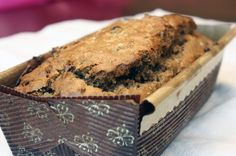 Cinnamon raisin walnut loaf - Grain Free