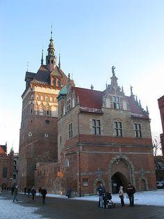 Gdansk, Poland, House of tortures.