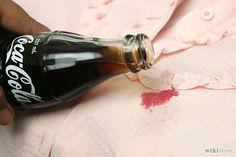 cola voor bloedvlekken