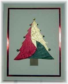 paper folding   Simply Elegant Paper Crafts: Loves LABOR (DAY) Lost Christmas Tree Template, Christmas Ornament Crafts, Christmas Cards To Make, Christmas Crafts, Christmas Angels, Christmas Christmas, Iris Folding Templates, Iris Paper Folding, Iris Folding Pattern