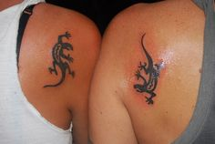 61 Unique Sister Tattoos Ideas with Pictures - Piercings Models