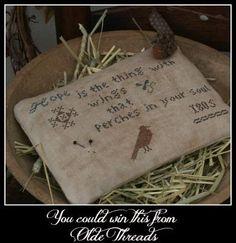 Olde Threads | Primitive Handmades Mercantile