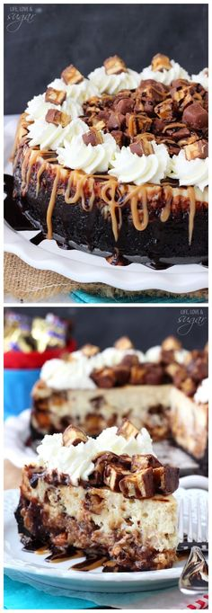 Snickers Cheesecake ~ Chopped Jalapeno