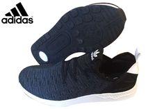 30e3917c3bb99 Men s Adidas Originals ZX Flux Running Shoes Black Dark Grey