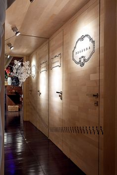 Stefano's Fine Food Factory (Restaurant) by YOD Design Lab , via Behance
