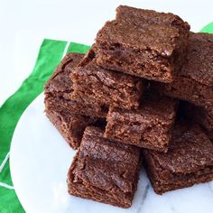 """Deep Dish Brownies I """"These brownies were really good. Slightly crispy at the corners and edges and chewy in the middle--the true sign of a great brownie."""""""