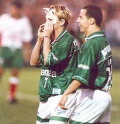 #Paulo Nunes e #Euller, #Palmeiras #1999