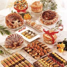 Idee pour buffet de naissance recherche google buffet - Idee deco buffet froid ...
