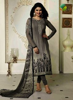 http://www.sareebuzz.in/salwar-kameez/prachi-desai-grey-crepe-embroidery-work-churidar-suit-7635  Prachi Desai Grey Crepe Embroidery Work Churidar Suit  Item Code: : 7635  Celebrity : Prachi Desai  Occasion : Festival Reception  Color : Grey  Fabric : Crepe  Work : Embroidered Lace  For Inquiry Or Any Query Related To Product, Contact :- +91 9974 111 22