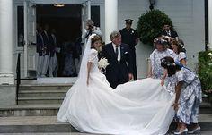 Caroline Kennedy's Wedding Dress | Caroline Kennedy Schlossberg - Page 12 - the Fashion Spot