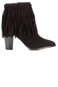 Polo Ralph Lauren boot, $652, mytheresa.com.   - HarpersBAZAAR.com