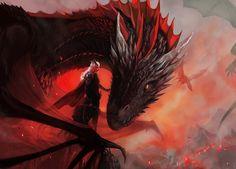 Daenerys in armor ... By kittrose