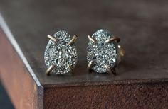 Wedding-Worthy Geode Jewelry | OneWed