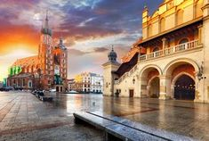 15 Cheapest Cities In Europe To Visit Poland Cities, Cities In Europe, Cool Places To Visit, Places To Travel, European City Breaks, European Holidays, Us Destinations, Holiday Destinations, Countries To Visit