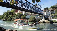 Canal - Barra da Lagoa.