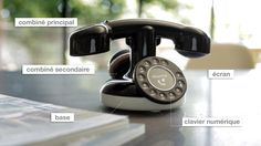 NeoRetro le retour du téléphone fixe