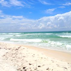 Navarre Beach, Florida... the most pristine beach I have ever stepped foot on... breathtaking #panhandlelove