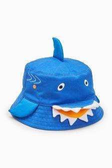 Shark Bucket Hat (Younger Boys)  f3d4653772f