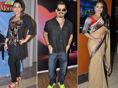They have the moolah, but don't believe in spending it the right way. So when they step out during film promotions or to endorse their brands, these Bollywood celebrities fall flat on their faces for a horrible sense of style. Take a look at some of the badly-dressed celebrities who were spotted last week.Don't Miss: Badly Dressed TV CelebritiesImage courtesy: Viral Bhayani