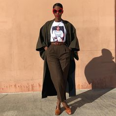 Find images and videos about fashion, style and street style on We Heart It - the app to get lost in what you love. Fair Outfits, Trendy Outfits, Cute Outfits, Fashion Outfits, Womens Fashion, Looks Chic, Looks Style, Black Girl Fashion, Look Fashion