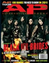 Black Veil Brides. The AP BVB tour was the best!!!!