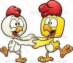 Dancing Chickens