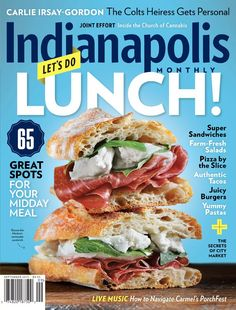 September 2015 Issue: Let's Do Lunch!