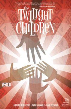 The Twilight Children (2015) #4 #Vertigo #DC #TheTwilightChildren (Cover Artist: Darwyn Cooke) Release Date: 1/13/2016