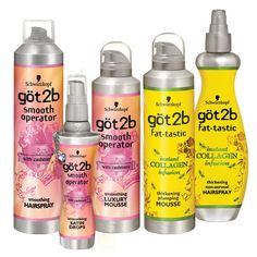 Save $3.00 on any 2 (two) göt2b hair styling products: http://xoupons.com/?cid=18102061 or save $1.50 on any 1 (one) göt2b hair styling product: http://xoupons.com/?cid=18102064.