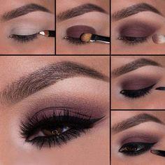 Smokey Eyes Eyeliner Loreal her Smokey Eye Make Up Pics before Makeup Organizer Online Pakistan Pretty Makeup, Love Makeup, Gorgeous Makeup, Easy Makeup, Elegant Makeup, Amazing Makeup, Makeup Looks For Brown Eyes, Brown Eyed Makeup, Makeup Tips Brown Eyes